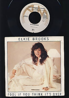 Elkie Brooks - Fool if You Think It's Over - Givin' it Up for Your Love HOLLAND