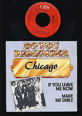 Chicago - If You Leave Me Now - Make Me Smile  - HOLLAND