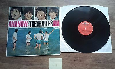 The Beatles - And Now: The Beatles SR International 73 735 P 15