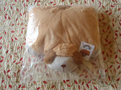 Cute 'n' Cuddly Toy and Pillow