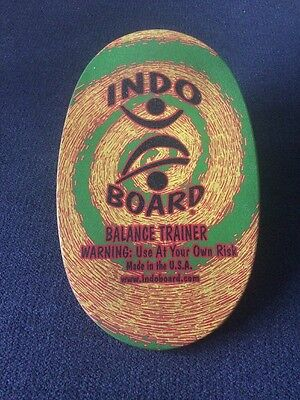 Original Indo Board With Original Roller
