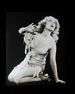 Fay Wray 8x10 photo sexy celebrity 1930s Hollywood movie star, King Kong star