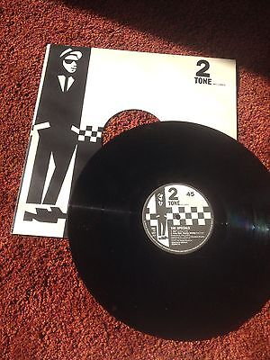 """The Specials - Ghost Town (Extended Version) (12"""", Com) - Two-Tone Records 1981"""