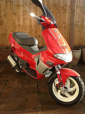 Gilera Runner SP 180 Immaculate example