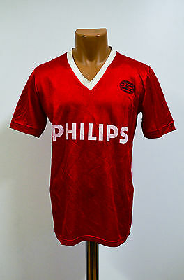 Psv Eindhoven 1983/1984 Home Football Shirt Jersey Maglia Stilo Paint Holland