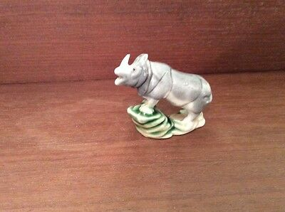 Wade vintage whimsie First Series Rhino
