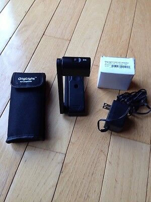 Lampcraft Giglight Music Stand Light (batteries Or AC Adapter)