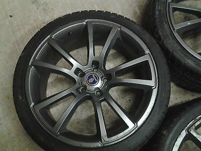 alloy wheels 19 inch with tyre's Saab Vauxhall