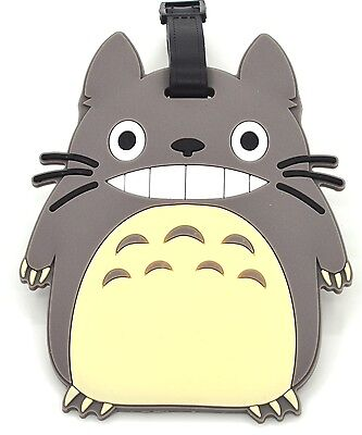 Studio Ghilbi My Neighbour Totoro Character Travel, Luggage, Baggage, Label, Tag