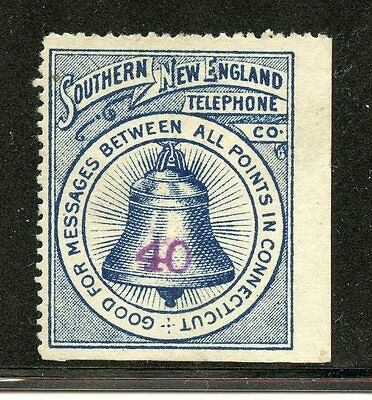 Springers listed So. New England Telephone Co., type I.