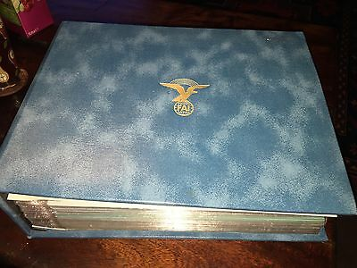 The History Of Aviation First Day Cover Collection Folder 1978