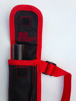 Kamagong Arnis Kali Escrima Single Stick with Carrying Sleeve