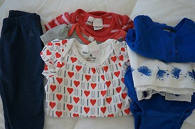 Like New Baby Gap - Mixed Items Size 000 (0-3 Months) **excellent Condition**