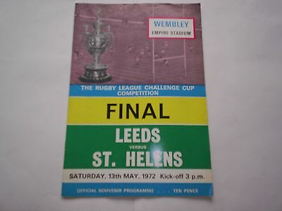 1972 Challenge Cup Final