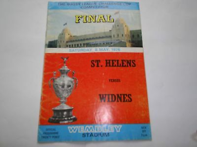 1976 Challenge Cup Final