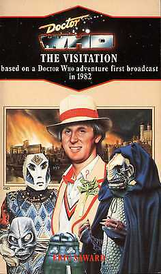 Doctor Who - The Visitation (Target books)