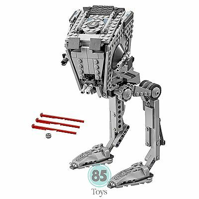 Lego Star Wars 75153 AT-ST Walker - No minifigures - NEW