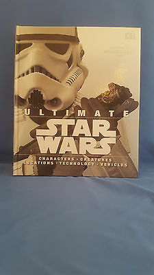 Ultimate Star Wars Hardcover (Behind the scenes anthology)