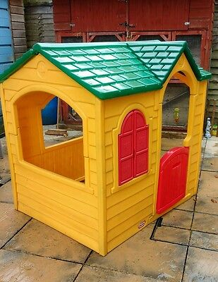 Little Tikes  Play House Garden Cottage Good Condition