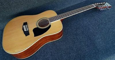 Ibanez PF1512-NT Performance Series 12 STRING ACOUSTIC DREADNOUGHT GUITAR