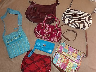 Huge Lot of Womens Purses Handbags Wallets NEW Great for Resale
