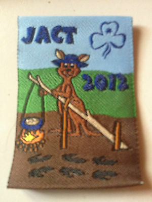 Girl Guides / Scouts JACT 2012 Cooking
