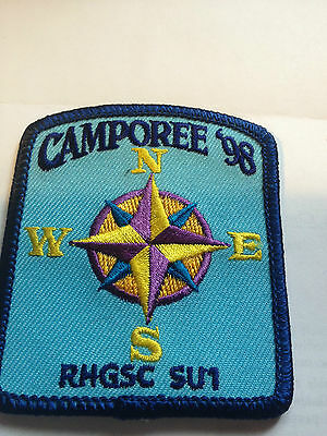 Girl Guides / Scouts Camporee 98
