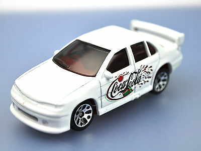 Coca-Cola Coke Modell-Auto Die-Cast Car Ford Falcon Matchbox 2001 OVP
