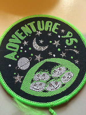 Girl Guides / Scouts Adventure 1995