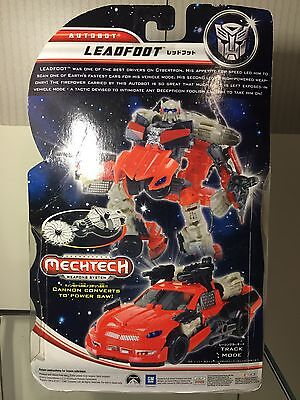 Transformers Leadfoot Takara Dark Of The Moon OVP ❗️RAR❗️