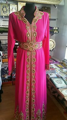 Islamic Dubai Farasha Abaya available in medium  size