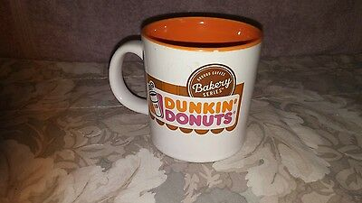 Bakery Series Dunkin Donuts Mug / Orange Interior