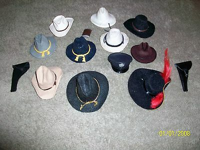 Johnny West Special Hats