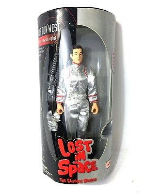 Trendmasters | 1998 Lost In Space Major Don West Action Figure New Sealed