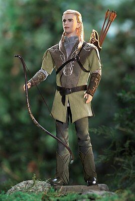 Ken Legolas - The Lord of the Rings (Barbie Collector)