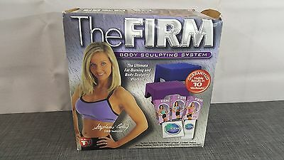 The FIRM Fanny Lifter BODY SCULPTING SYSTEM Exercise Step Risers