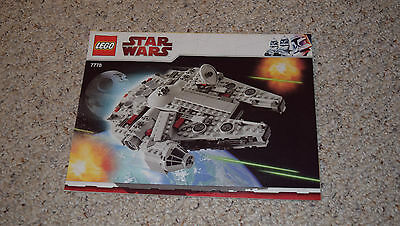 7778 lego manual only!
