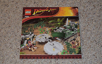7626 Lego manual only!