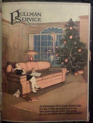 1920 Illustrated Pullman Couch Co. Sales Magazine 6 Issues