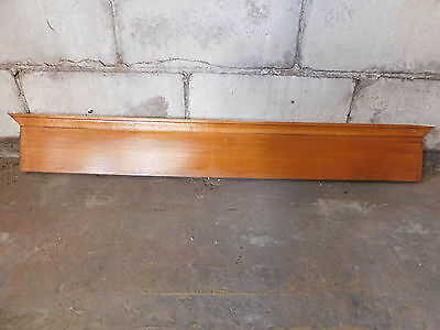 Antique Craftsman Style Door Trim/Casing - 1915 Oak Architectural Salvage