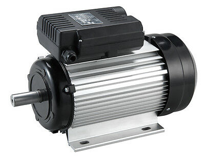 AIR COMPRESSOR ELECTRIC MOTOR 240V 4 kw 5.5 HP SUITABLE 100-200 LTR ct340