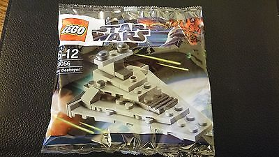 lego Starwars 30056 Star Destroyer Polybag NEW & Sealed With Instructions
