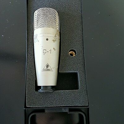 Behringer C1 Condenser Cable Professional Microphone