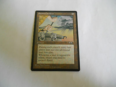 1x MTG Storm Cauldron-Calderone delle Tempeste Magic EDH ALL Alleanze ING x1