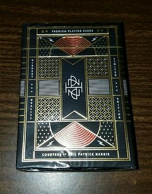 NPH Neil Patrick Harris Playing Cards by Theory11