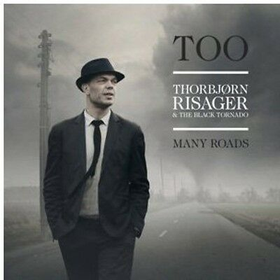 Too Many Roads - Thorbjor Risager (2014, CD NUOVO)