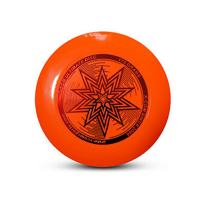 Orange Professional Ultra-Stars Ultimate FRISBEE 175g Championship Flying Disk