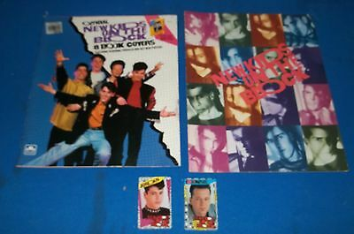 New Kids On The Block Pop Culture Collectible Lot!!!!