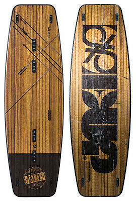 Double Up DUP 2017 Wakeboard Package - Del Taco 139 and Costa Boots - BNWT
