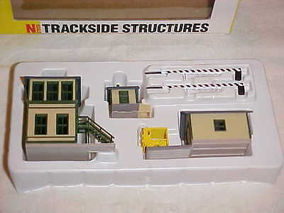 N Scale Trackside Structures